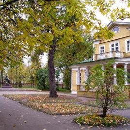 По Пушкинским местам в Большое Болдино
